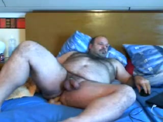 fucking chubby guy by big dildo 2 Linsey dawn mckenzie bondage