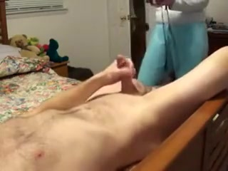Jerking off in front of my Wife: CFNM Hong kong online dating