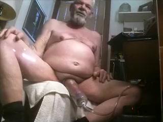 Pumping My Junk Bound orgasm tube