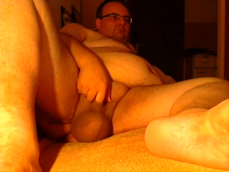 Cumming two Large balls after play Busty Mom Dp