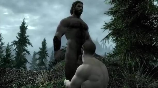 Skyrim: Saving Legionnaire Hadvar Webcam chat with strangers