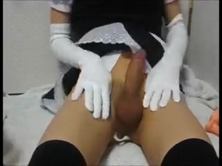 Japanese Crossdresser Boys Biggest Anal Orgy