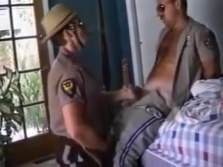 Cowboy and Cop in uniform Pics of huge nipples