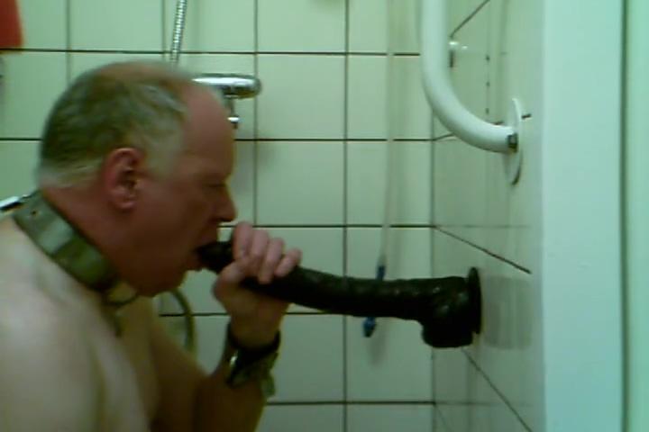 Enema Slave Pipe Dildo Part 8