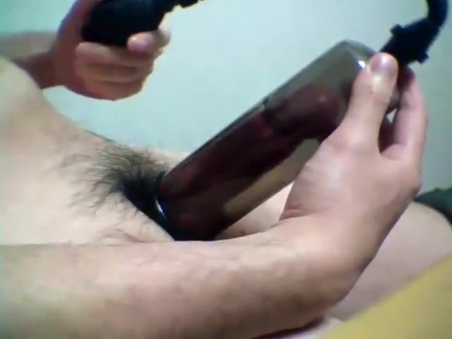 See a penis pump work wife having sex while husband watch