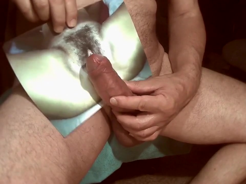 Tribute for dincg - hairy pussy gets sperm Naked men in the movies