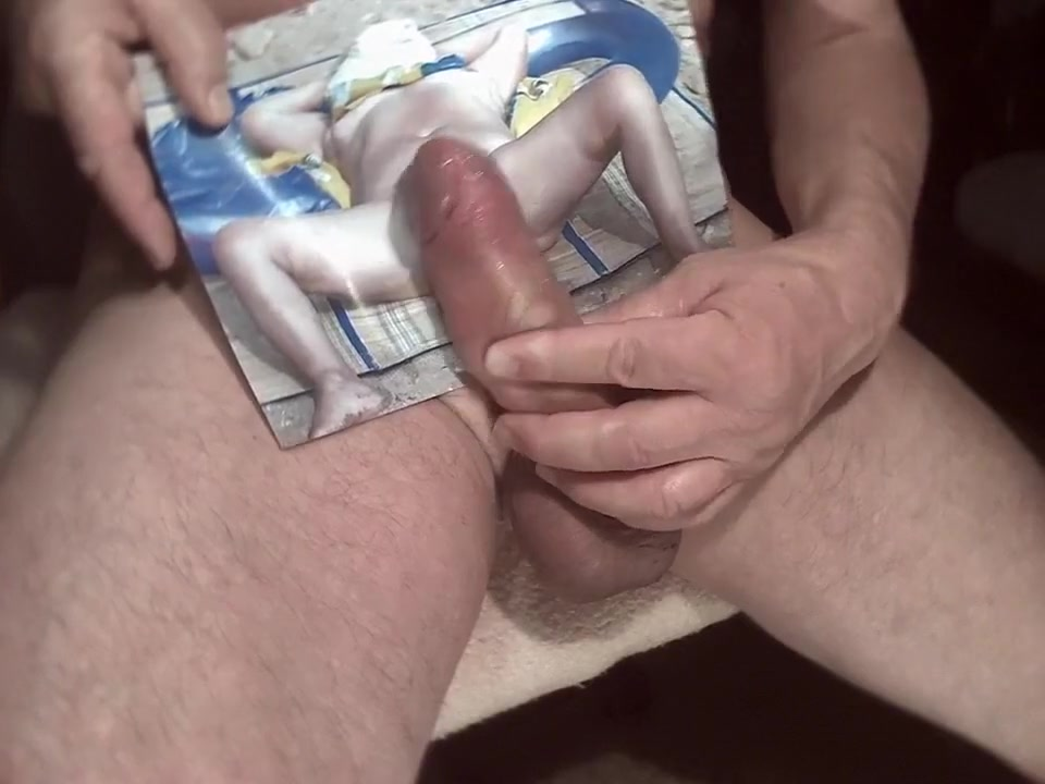 Tribute for ivan1234. - cum on spreaded legs tits on a board