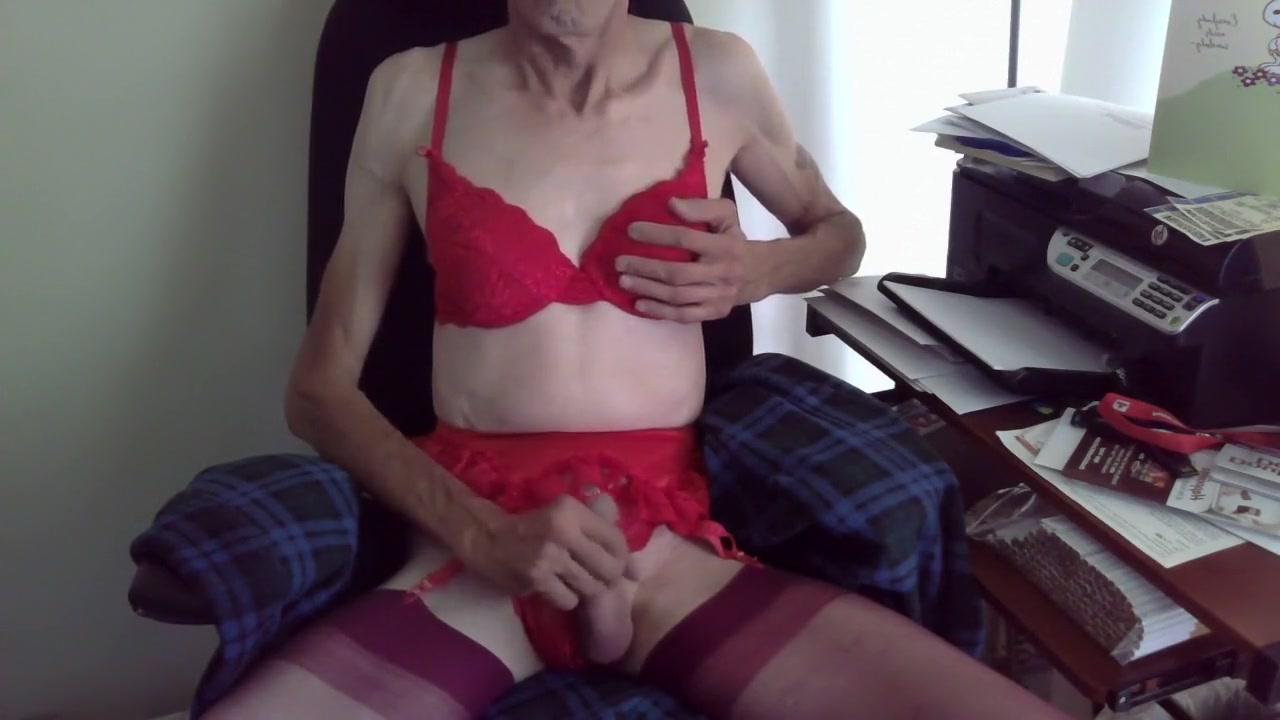 Wanking in Red rosa marchitelli is beautiful