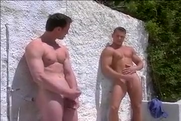 Handsome guys wank outdoors Southeast asian girls nude