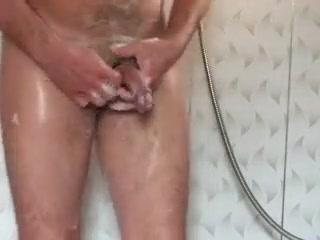 Gym-shower wank & cum scene 2 Brooklyn jade fucked