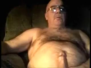 Silver furry man watching porn and cums on his belly Smoking sexy daybed endearment