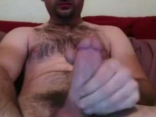 Horny italiano jacking his cock sexy couple sex pic