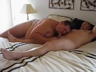 Chub on chub sandy sweet anal video