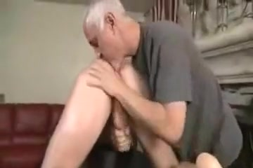 Mature guy massages a stud Desi Office Fucking